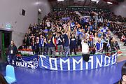DESCRIZIONE : Eurocup 2014/15 Last 32 Gruppo H Dinamo Banco di Sardegna Sassari - Buducnost VOLI Podgorica<br /> GIOCATORE : Commando Ultra' Dinamo<br /> CATEGORIA : Tifosi Ultras Spettatori Pubblico<br /> SQUADRA : Dinamo Banco di Sardegna Sassari<br /> EVENTO : Eurocup 2014/2015<br /> GARA : Dinamo Banco di Sardegna Sassari - Buducnost VOLI Podgorica<br /> DATA : 28/01/2015<br /> SPORT : Pallacanestro <br /> AUTORE : Agenzia Ciamillo-Castoria / Luigi Canu<br /> Galleria : Eurocup 2014/2015<br /> Fotonotizia : Eurocup 2014/15 Last 32 Gruppo H Dinamo Banco di Sardegna Sassari - Buducnost VOLI Podgorica<br /> Predefinita :