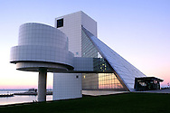 Rock and Roll Hall of Fame, Rock Hall of Fame, Rock n Roll Hall of Fame, Cleveland Rock Hall Cleveland Architect Photography Ohio architectural photographer