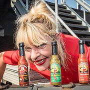 20160915 Manuela's Hot Sauces