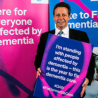 Nigel Huddlestone MP;<br />