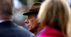 Sir Henry Cecil, 10-time champion trainer, has died at the age of 70.<br /> Responsible for 25 British Classic winners, Cecil was also the leading handler at Royal Ascot with a record 75 successes.<br /> Sir Henry Cecil <br /> Ascot 20.10.12<br /> Photo by: Racingfotos.com / i-Images.