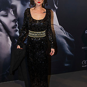 NLD/Amsterdam/20150211 - Premiere Fifty Shades of Grey, Aukje van Ginneken
