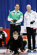 Rich Hart, third and Glenn Howard, skip The 2011 GP Car and Home Players' Championship ran April 12-17 at the Crystal Centre, Grande Prairie, AB..11-04-13, Photo Randy Vanderveen, Grande Prairie, Alberta.