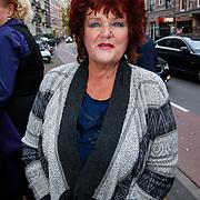 NLD/Amsteram/20121024- Presentatie biografie Joop van den Ende, Imca Marina en ???..