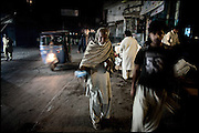 "Old district, Heera Mandi, Lahore, Pakistan, on sunday, November 30 2008.....""Pakistan is one of the countries hardest hits by the narcotics abuse into the world, during the last years it is facing a dramatic crisis as it regards the heroin consumption. The Unodc (United Nations Office on Drugs and Crime) has reported a conspicuous decline in heroin production in Southeast Asia, while damage to a big expansion in Southwest Asia. Pakistan falls under the Golden Crescent, which is one of the two major illicit opium producing centres in Asia, situated in the mountain area at the borderline between Iran, Afghanistan and Pakistan itself. .During the last 20 years drug trafficking is flourishing in the Country. It is the key transit point for Afghan drugs, including heroin, opium, morphine, and hashish, bound for Western countries, the Arab states of the Persian Gulf and Africa..Hashish and heroin seem to be the preferred drugs prevalence among males in the age bracket of 15-45 years, women comprise only 3%. More then 5% of whole country's population (constituted by around 170 milion individuals),  are regular heroin users, this abuse is conspicuous as more of an urban phenomenon. The substance is usually smoked or the smoke is inhaled, while small number of injection cases have begun to emerge in some few areas..Statistics say, drug addicts have six years of education. Heroin has been identified as the drug predominantly responsible for creating unrest in the society."""