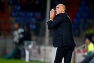 19-09-2015 VOETBAL:WILLEM II- FC UTRECHT:TILBURG<br /> <br /> Trainer/Coach Jurgen Streppel van Willem II <br /> <br /> Foto: Geert van Erven