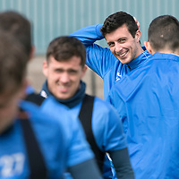 St Johnstone Training 28.04.17