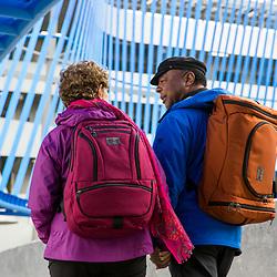 April 23, 2017; Seattle, WA USA; TOM BIHN bags: Aeronaut 45, Synapse 19, Synapse 25, Small Cafe. Credit: Joe Nicholson Photography