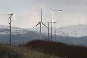 Cooley, Snow, wind, power, generator