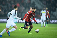 Fares Bahlouli ( Lille )<br /> <br /> FOOTBALL : Lille OSC vs SCO Angers - Ligue 1 - Lille - 11/02/2017<br /> <br /> Norway only