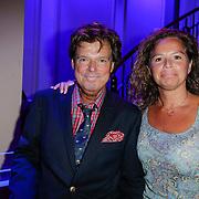 NLD/Hilversum/20120821 - Perspresentatie RTL Nederland 2012 / 2013, Menno Buch en partner Nicole van Houten