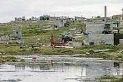 Ilulissat (Jakobshavn), Pakitsup Nuna, GRL, 20070624:   The glaciers of Greenland are melting. Pro's and cons.<br /> Photo: Orjan F. Ellingvag/ Dagens Naringsliv/ Corbis