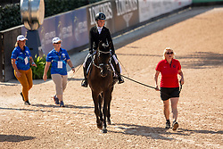 Vistalova Anastasja, CZE, Dominique<br /> World Equestrian Games - Tryon 2018<br /> © Hippo Foto - Sharon Vandeput<br /> 19/09/2018