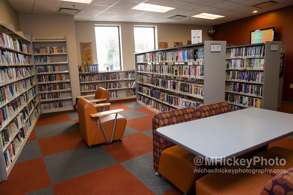 Kokomo Howard County Public Library <br /> <br /> Commercial photography by Michael Hickey Kokomo Howard County Library photography for website.