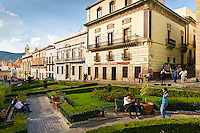 Plaza de la Paz, Guanajuato, Mexico