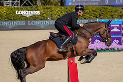 Grossato Massimo, ITA, Lazzaro Delle Schiave<br /> FEI Jumping Nations Cup Final<br /> Barcelona 2019<br /> © Hippo Foto - Dirk Caremans<br />  03/10/2019