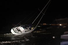 Tauranga-Cyclone Cook hits the Bay of Plenty