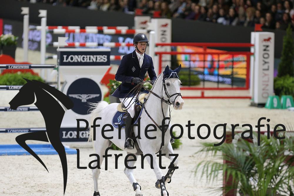 Deusser, Daniel, Cornet D'Amour<br /> Lyon - Weltcup Finale<br /> Finale II<br /> © www.sportfotos-lafrentz.de/Stefan Lafrentz