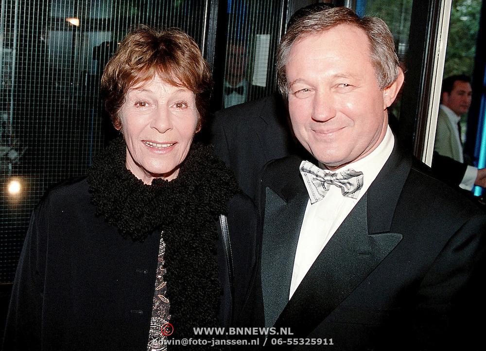 Premiere Dinnershow 2000, Mies Bouwman en Frank Wentink