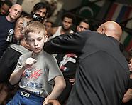 Anderson Silva at Lions Pride MMA