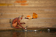 Varanasi Ghats, Uttar Pradesh, India