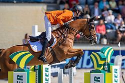 Schuttert Frank, NED, Lyonel D<br /> European Championship Jumping<br /> Rotterdam 2019<br /> © Hippo Foto - Dirk Caremans