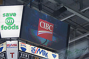 KELOWNA, CANADA - MARCH 07:  CIBC at the Kelowna Rockets game on March 07, 2018 at Prospera Place in Kelowna, British Columbia, Canada.  (Photo By Cindy Rogers/Nyasa Photography,  *** Local Caption ***