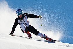 22.09.2010, Mölltaler Gletscher, Flattach, AUT, OeSV Training Moelltaler Gletscher, im Bild Stefanie Köhle. EXPA Pictures © 2010, PhotoCredit: EXPA/ J. Groder
