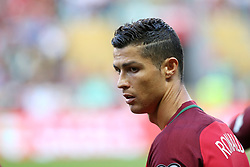 August 31, 2017 - Porto, Portugal - Portugal's forward Cristiano Ronaldo during the 2018 FIFA World Cup qualifying football match between Portugal and Faroe Islands at the Bessa XXI stadium in Porto, Portugal on August 31, 2017. (Credit Image: © Pedro Fiuza/NurPhoto via ZUMA Press)