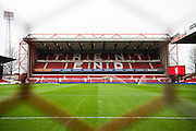 Trent End ahead of the EFL Sky Bet Championship match between Nottingham Forest and Bristol City at the City Ground, Nottingham, England on 21 January 2017. Photo by Jon Hobley.