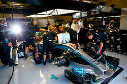 July 7, 2017 - Spielberg, Austria - Motorsports: FIA Formula One World Championship 2017, Grand Prix of Austria, .#44 Lewis Hamilton (GBR, Mercedes AMG Petronas F1 Team) (Credit Image: © Hoch Zwei via ZUMA Wire)