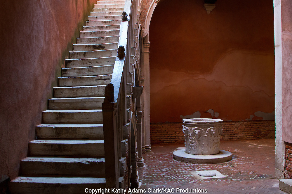 Casa Goldoni, houses the Goldoni Theatre Museum, in Venice, italy.