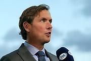coach Alex Pastoor of Sparta Rotterdam