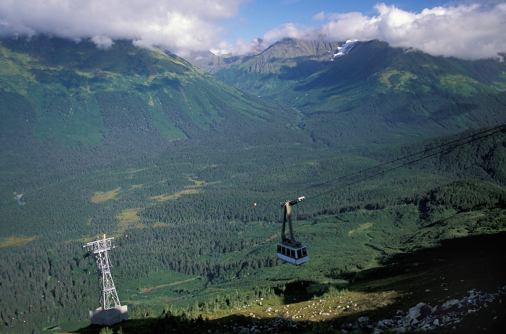 The Alyeska Prince Hotel, Girdwood, Alaska, USA