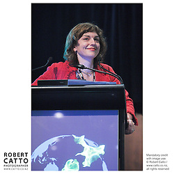 Jane Cunliffe at the Spada Conference 06 at the Hyatt Regency Hotel, Auckland, New Zealand.<br />