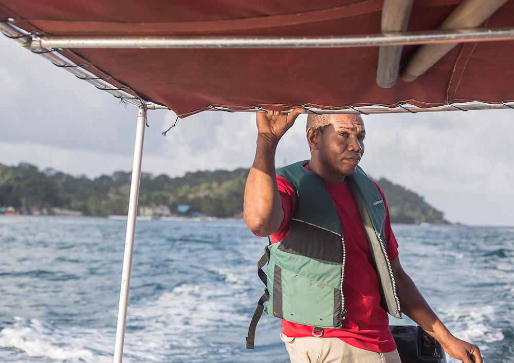 Manuel the Boatman