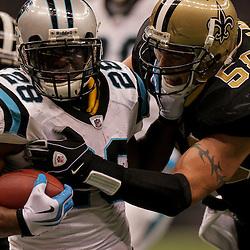 11-08-2009 Carolina Panthers at New Orleans Saints