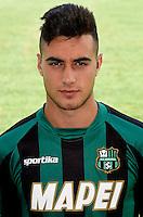 Italian League Serie A -2014-2015 / <br /> Ettore Gliozzi ( Us Sassuolo Calcio )