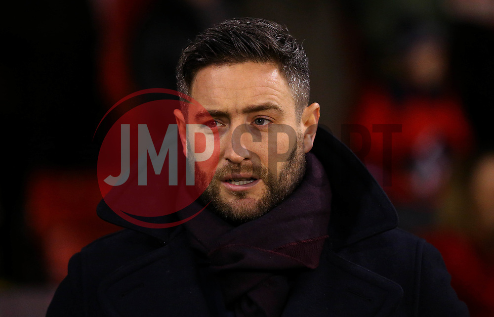 Bristol City head coach Lee Johnson - Mandatory by-line: Robbie Stephenson/JMP - 08/12/2017 - FOOTBALL - Bramall Lane - Sheffield, England - Sheffield United v Bristol City - Sky Bet Championship