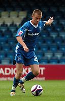Photo: Tony Oudot.<br /> Gillingham v Charlton Athletic. Pre Season Friendly. 28/07/2007.<br /> Barry Cogan of Gillingham