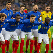 PARIS, FRANCE - March 25:  during the France V Iceland, 2020 European Championship Qualifying, Group Stage at  Stade de France on March 25th 2019 in Paris, France (Photo by Tim Clayton/Corbis via Getty Images)