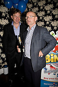 Nick Bullen and Gert Eklund, Bingo Lotto launch party. Soho Hotel Richmond Mews. London. 29 February 2008.  *** Local Caption *** -DO NOT ARCHIVE-© Copyright Photograph by Dafydd Jones. 248 Clapham Rd. London SW9 0PZ. Tel 0207 820 0771. www.dafjones.com.
