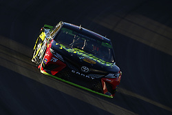 September 14, 2018 - Las Vegas, Nevada, United States of America - Martin Truex, Jr (78) brings his car through the turns during qualifying for the South Point 400 at Las Vegas Motor Speedway in Las Vegas, Nevada. (Credit Image: © Chris Owens Asp Inc/ASP via ZUMA Wire)