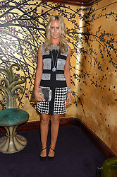 LADY VICTORIA HERVEY at a party to celebrate the launch of the Dee Ocleppo 2015 Pre Fall Collection benefiting the Walkabout Foundation held at Loulou's, 5 Hertford Street, London on 16th June 2015.