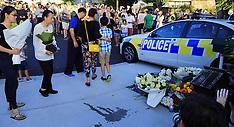 Auckland-Candle light vigil for murdered Te Atatu's Cuxin Tian
