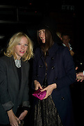 NATHALIE PRESS AND JULIA JASON, Party hosted by Christies for a private view of 'Naked Portrait with Reflection' by Lucian Freud. Automat, Berkeley St. London.17 June 2008. *** Local Caption *** -DO NOT ARCHIVE-© Copyright Photograph by Dafydd Jones. 248 Clapham Rd. London SW9 0PZ. Tel 0207 820 0771. www.dafjones.com.