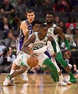 Boston Celtics vs. Sacramento Kings 25 Mar 2018