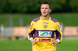 Marko Popovic of Maribor at 13th Round of Prva Liga football match between NK Olimpija and Maribor, on October 17, 2009, in ZAK Stadium, Ljubljana. Maribor won 1:0. (Photo by Vid Ponikvar / Sportida)