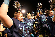 Football 3A Quarterfinal Football between Hurricane and Juan Diego, Friday, Nov. 2, 2012.