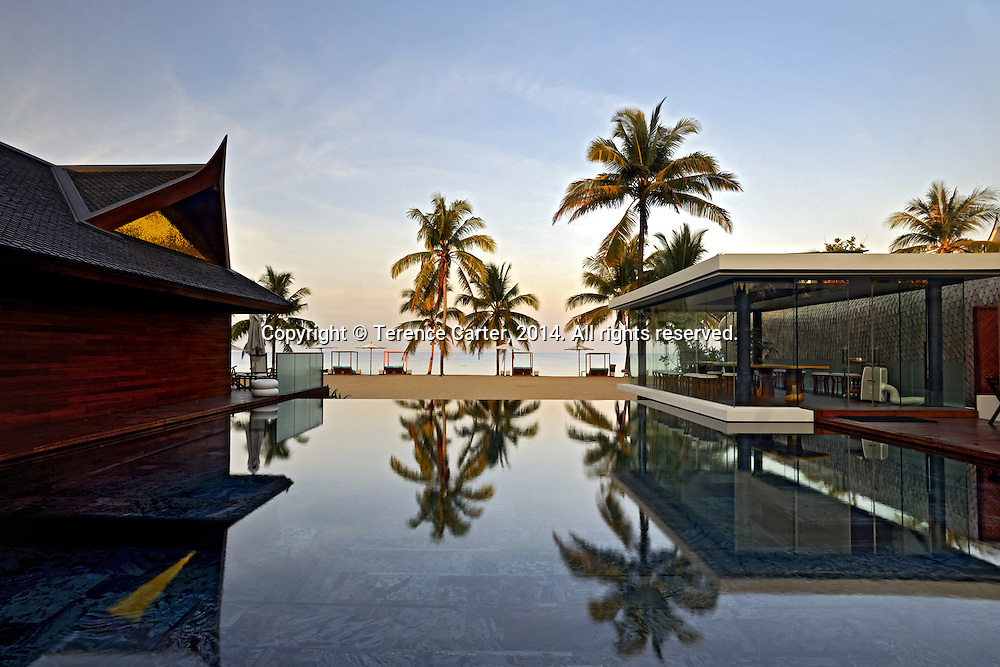Iniala Beach House, Phuket, Thailand. Copyright 2014 Terence Carter / Grantourismo. All Rights Reserved.